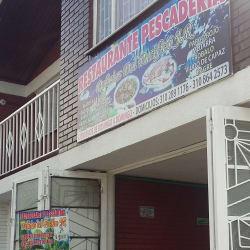 Delicias del Pacifico J.R en Bogotá