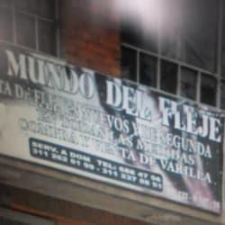 La Casa del Fleje en Bogotá