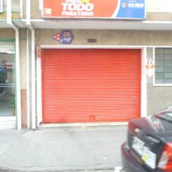 Paga Todo Calle 4  en Bogotá