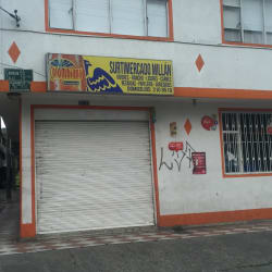 Surtimercado Millán en Bogotá