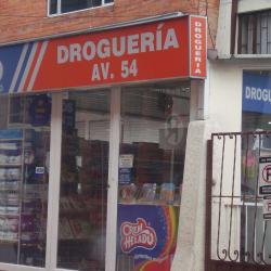 Droguería Avenida  54 en Bogotá
