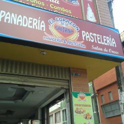 Panadería Y Pastelería El Corazón De La Gaitana  en Bogotá