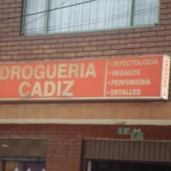 Droguería Cadiz en Bogotá