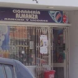 Cigarrería Almanza en Bogotá