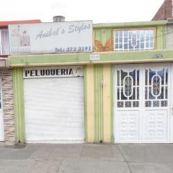 Peluquería Aníbal Estilos  en Bogotá