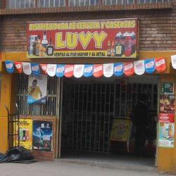 Distribuidora de Cerveza y Gaseosas Luvy en Bogotá