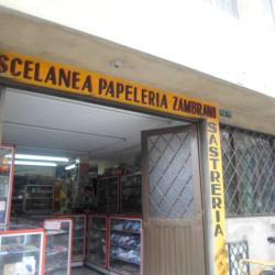Miscelánea Papelería Zambrano en Bogotá
