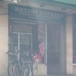 Cigarrería Retiro Express en Bogotá