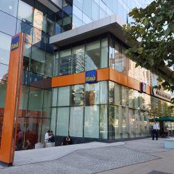 Banco Itaú- Vitacura en Santiago