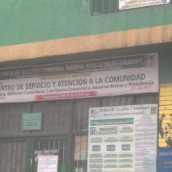 Junta de Acción Comunal Aristóteles Onassis en Bogotá