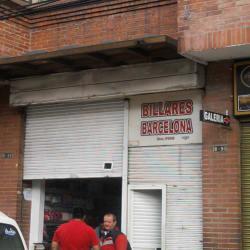Billares Barcelona  en Bogotá