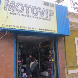 Motovip en Santiago