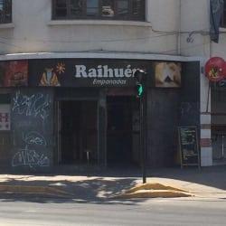 Raihuén Empanadas en Santiago