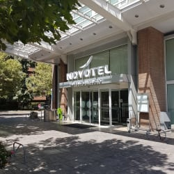 Hotel Novotel en Santiago
