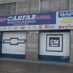 Comercializadora Carfab S.A.S en Bogotá