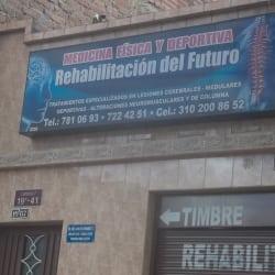Rehabilitación del Futuro en Bogotá