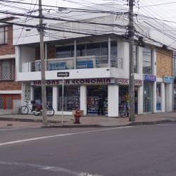 Drogas La Economía Modelia en Bogotá