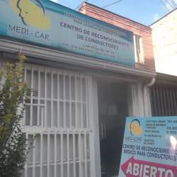 Medi-car LTDA en Bogotá