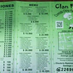 Clan Pan en Santiago