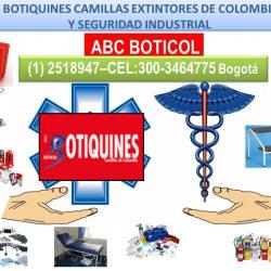 Botiquines de Colombia en Bogotá
