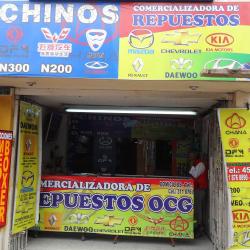 Solo Chinos  en Bogotá