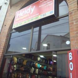 Marroquinería Heidy en Bogotá