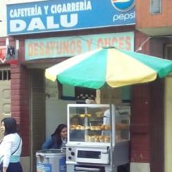 Cafetería y Cigarrería Dalu en Bogotá