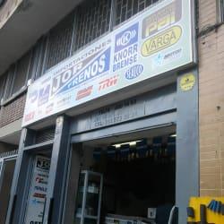 Importaciones Jorfrenos en Bogotá