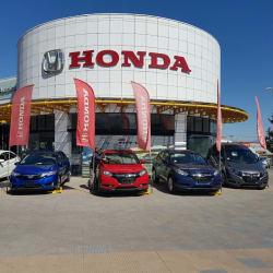 Honda - Mall Plaza Oeste en Santiago