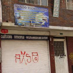 Mantenimiento de Comuputadores Mundo Tecnológico Shy en Bogotá