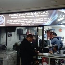 Grupo Empresarial Seven Publicidad en Bogotá