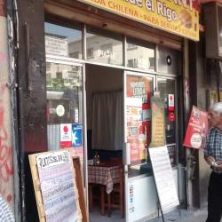 Restaurant Donde El Rigo en Santiago