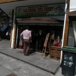 Restaurant La Casa del Chef en Santiago