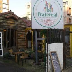 Restaurant La Fraternal en Santiago