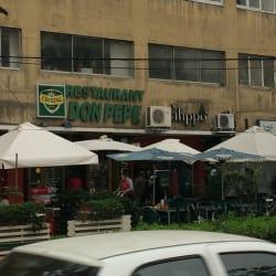 Restaurant Don Pepe - Irarrazaval en Santiago