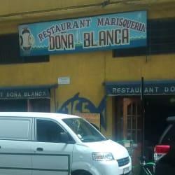 Restaurant Doña Blanca en Santiago