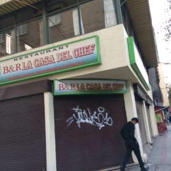 La Casa del Chef en Santiago