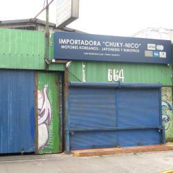 Importadora Chuky-Nico en Santiago