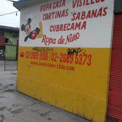 Importadora Buenisimo Ltda. en Santiago