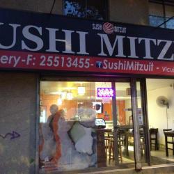 Sushi Mitzuit en Santiago