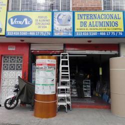 Internacional de Aluminios en Bogotá