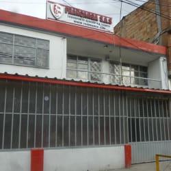 Francarga Ltda en Bogotá