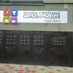 Iglesia Cristiana Cuadrangular Fontibón en Bogotá
