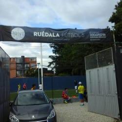 Ruédala  en Bogotá