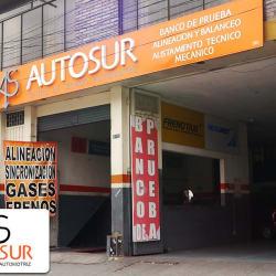 Auto Sur  en Bogotá