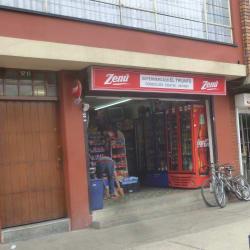 Supermercado El Triunfo Carrera 20 con Calle 52 en Bogotá