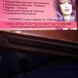 Pelos & Pelucas en Bogotá