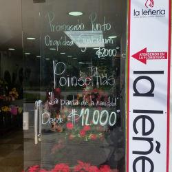 La Leñería en Bogotá