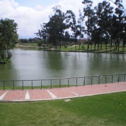 Parque Metropolitano Timiza  en Bogotá
