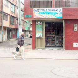 Papeleria Y Micelanea Genios Trabajando en Bogotá